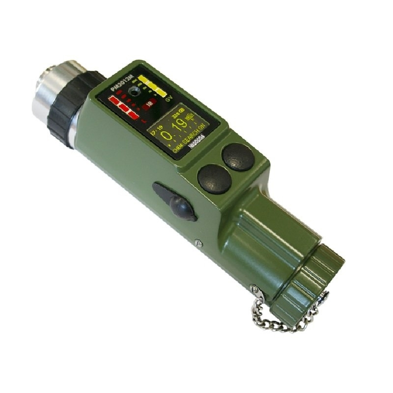 COMBINED GAMMA DOSIMETER AND CHEMICAL AGENT DETECTOR PM2012MB