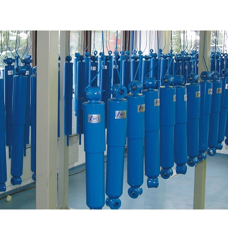 HORIZONTAL AND VERTICAL DAMPERS